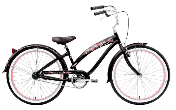 Nirve Ladies Cruiser IslandFlower