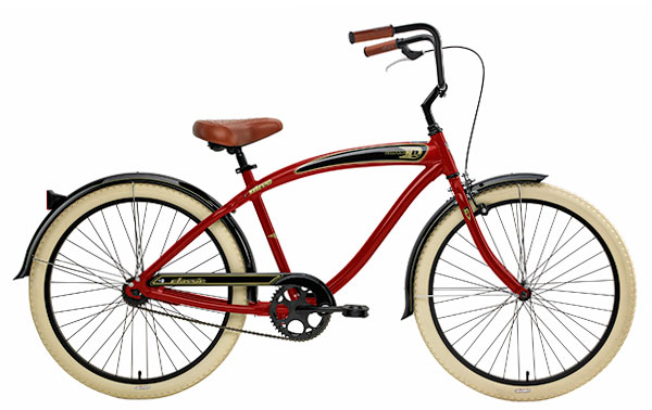 Classics Red 1speed